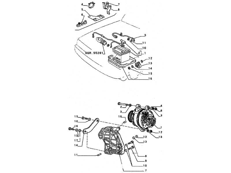 Zagato Lancia Information
